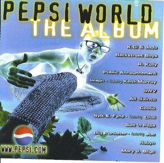 Pepsi World The Album Music