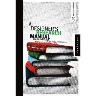 A Designers Research Manual Succeed in Design by Knowing Your Clients and What They Really Need by Visocky O'Grady, Jennifer, O'Grady, Ken [Rockport Publishers, 2009] (Paperback) Books