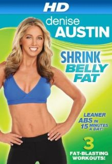 Denise Austin: Shrink Belly Fat [HD]: Denise Austin, Cal Polzo:  Instant Video