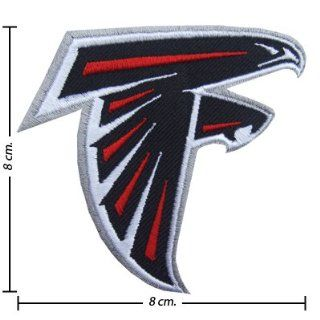 Atlanta Falcons Patch Logo Embroidered Iron on Patches From Thailand: Everything Else
