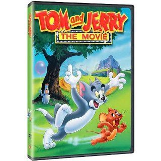 Tom and Jerry: The Movie DVD   Fullscreen: Toys & Games