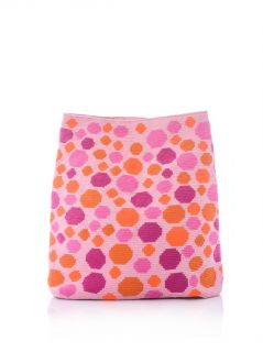 Liliana spotty clutch bag  Sophie Anderson