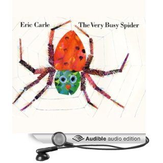 The Very Busy Spider (Audible Audio Edition): Eric Carle, Mike Ferreri: Books