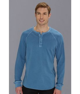 Lucky Brand Del Mar Henley Blue Multi