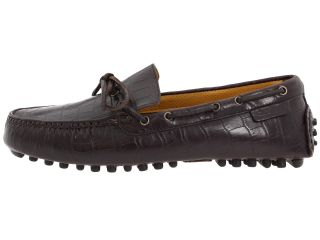 Cole Haan Air Grant Dark Brown Croc
