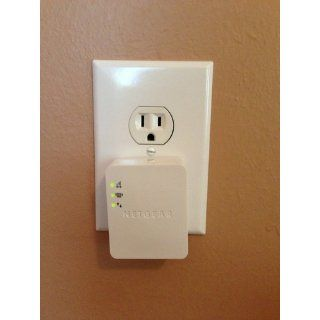 NETGEAR N150 Wi Fi Range Extender for Mobile   Wall Plug Version (WN1000RP): Computers & Accessories