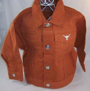 University of Texas 12 Month Kids Unisex Toddler Jacket   NCAA Merchandise : Sports Related Merchandise : Sports & Outdoors