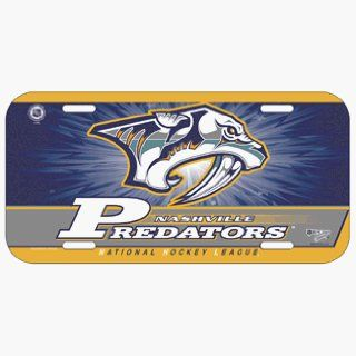 Nashville Predators License Plate : Sports Related Mugs : Sports & Outdoors