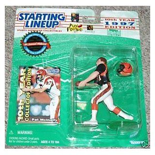 starting lineup 1997 Pat Mcinally convention figure Rare!!: Toys & Games