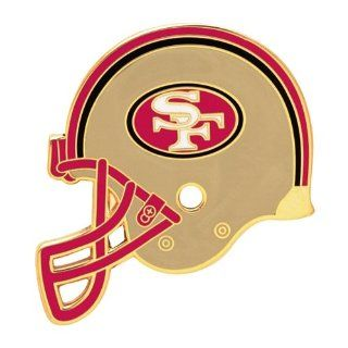 "San Francisco 49ers Official NFL 1"" Lapel Pin by Wincraft : Sports Related Pins : Sports & Outdoors"