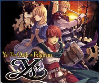 Ys: The Oath in Felghana [Online Game Code]: Video Games