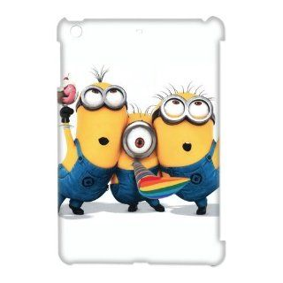 Despicable Me Ipad Mini Case Funny Cartoon Despicable Me 2 Cases Cover Yellow at abcabcbig store: Computers & Accessories