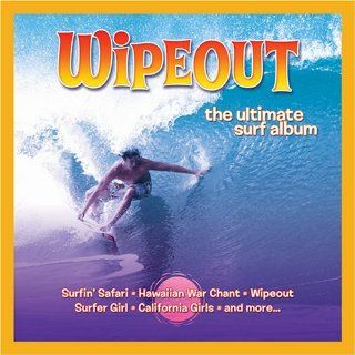 Wipeout: The Ultimate Surf Album: Music
