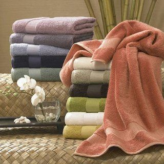 Kassatex Bamboo Bath Mat 20x34 in   Aloe, Amethyst, Cloud, Coffee, Coral, Deep Blue, Ecru, Grey, Rain, Sandstone, Sunflower, White   Bath Linens