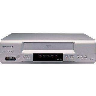 Magnavox MVR650MG 4 Head Hi Fi VCR Electronics