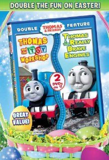 Thomas & Friends: Toy Workshop / Really Brave: Thomas & Friends: Movies & TV