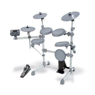KAT Percussion KT1 5 Piece Electronic Drum Kit: Musical Instruments