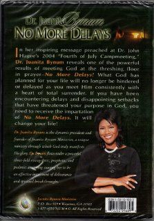 No More Delays: Juanita Bynum, Juanita Bynum Ministries, you need to receive the impartation of NO MORE DELAYS. Dr. Juanita Bynum reveals the powerful results of meeting God at the threshing floor in prayer NO MORE DELAYS! If you have been encountering del