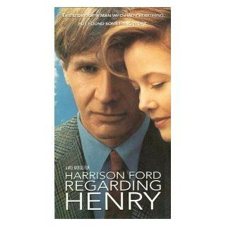 Regarding Henry [VHS]: Harrison Ford, Annette Bening, Mikki Allen, Mike Nichols, J. J. Abrams: Movies & TV