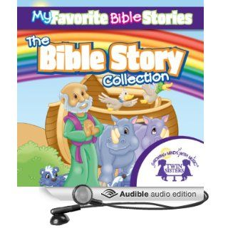 My Favorite Bible Stories: The Ultimate Bible Stories Collection (Audible Audio Edition): Kim Mitzo Thompson, Walt Wise: Books