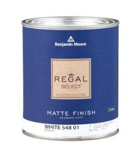 Benjamin Moore Premium Interior Latex Paint   Household Paints And Stains