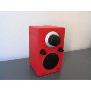 Tivoli Audio iPAL Portable Audio Laboratory AM/FM Radio, Silver/White Electronics
