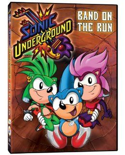 Sonic Underground: Band on the Run: Sonic!, Sonic the Hedgehog: Movies & TV