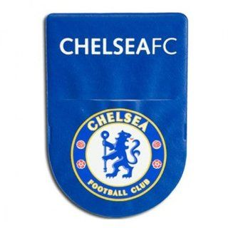 Blue Chelsea Fc Car Tax Disc Holder Badge   Official Merchandise : Sports Related Pins : Sports & Outdoors
