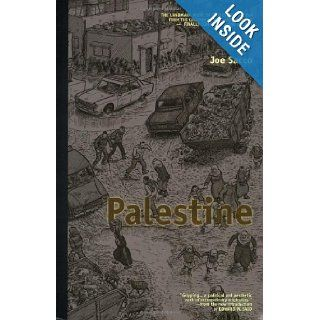 Palestine: Joe Sacco, Edward W. Said: 9781560974321: Books