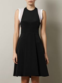 Sean mesh panel dress  Trager Delaney