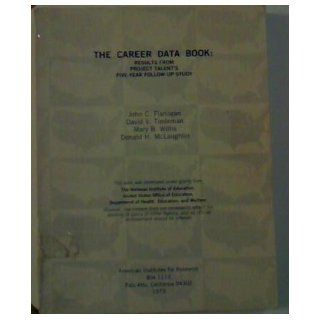 The Career Data Book results from Project Talent's five year follow up study. This work was developed under grants from The National Institute of Education, U.S. Office of Education and U.S. Dept of HEW. 1973 Ex library Edition. 397 pages David V. Ti