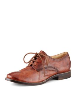 Anna Leather Oxford, Cognac   Frye   Cognac (36.5B/6.5B)