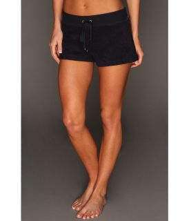 Juicy Couture Original Terry Short Womens Shorts (Navy)