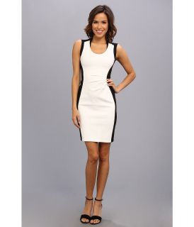 Kenneth Cole New York Helice Dress Womens Dress (White)