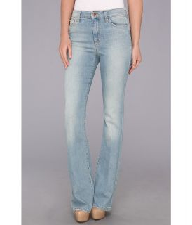 Joes Jeans Sun Faded High Rise Flare in Nayeli Womens Jeans (Blue)