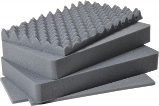 Pelican 1511 4 Piece Replacement Foam Set for 1510 Series Cases