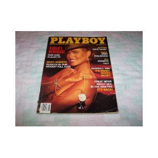 Playboy Magazine May 1990 (1 650, Margaux Hemingway, Papa said, flaunt it! Interview: Dave Berry!): Playboy Publishing: Books