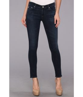 AG Adriano Goldschmied The Legging Ankle in 3 Years Auster Womens Jeans (Blue)
