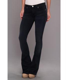 Hudson Angel Trumpet Flare in Unseen Womens Jeans (Black)