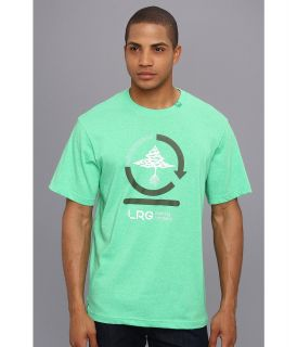 L R G Core Collection Three Tee Mens T Shirt (Green)
