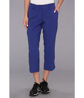 Nike Golf Modern Rise Tech Crop Pant Womens Casual Pants (Blue)