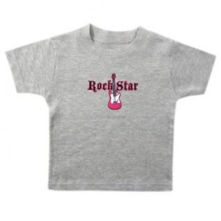 Baby Says T Shirt   Rock Star: Clothing