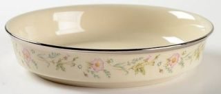 Lenox China Flirtation Coupe Soup Bowl, Fine China Dinnerware   Dimension, Paste