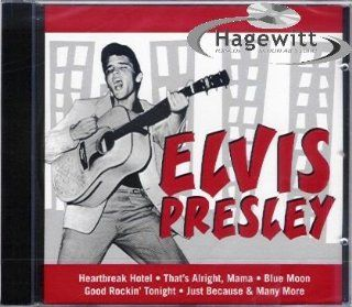 Elvis Presley / Same / S.T. (Heartbreak Hotel, That's Alright Mama, Blue Moon, Good Rockin' Tonight & Many More) Music