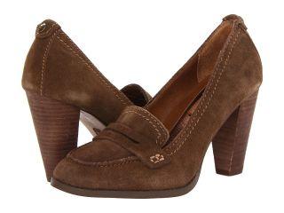 Calvin Klein Jeans Dora High Heels (Brown)