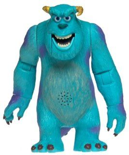Disney/Pixar   Monsters, Inc.   Super Scare SULLEY   Growls + Says Phrases from Movie: Toys & Games