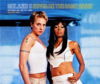 Never Be The Same Again [UK CD1]: Music