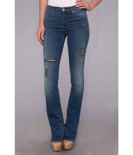 Hudson Love Mid Rise Bootcut in Foxey Womens Jeans (Blue)