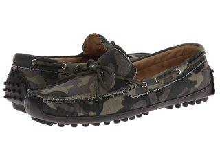 Cole Haan Grant Canoe Camp Moc Mens Slip on Shoes (Orange)
