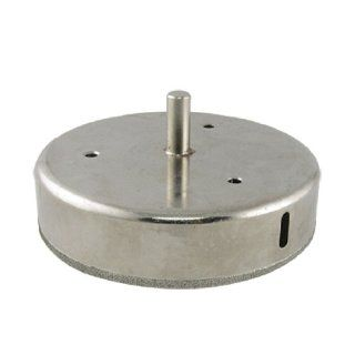 Amico Diamond Tipped Glass Drilling Hole Saw Cutter 120mm Diameter   Hole Saw Arbors